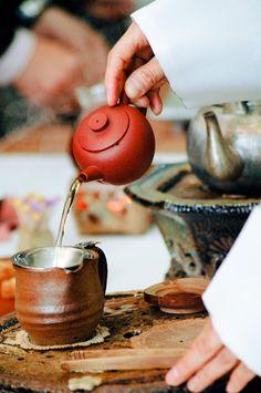 Beautiful shot captured at a Korean tea ceremony     #zhitea #korea #teaceremony