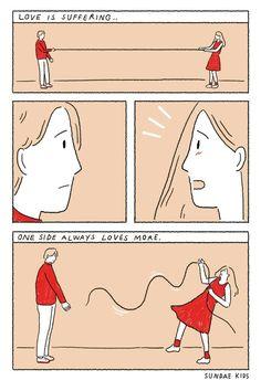 New Memes Cartoon Truths Ideas Cute Couple Comics, Comics Love, Couples Comics, Couple Cartoon, Funny Couples, Cute Comics, Love Is Sweet, Cute Love, Sweet Pic