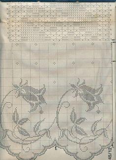 MALLA A GANCHILLO E 745 - Francisca Elvira Holzmann - Picasa Web Albums