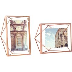 Prisma Photo Frames 5x7 & 4x6 (1,185 THB) ❤ liked on Polyvore featuring home, home decor, frames, 5x7 frames, 4x6 picture frames, colored frames, 5x7 picture frames and 4x6 collage picture frames