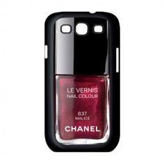 Malice Chanel Nail Polish Samsung Galaxy s3 case, i want...