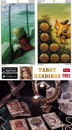Install this FREE mobile application on your phone or tablet and have fun. tarotquick reference sheet, free clairvoyant readings online and free 6 card tarot reading, one card reading and tarotspreads book. Best 2017 tarot bag pattern and tarot spreads beginners. #devil #tarotmeanings #tarotspread #ios