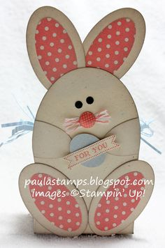 Stampin' with Paula: Hoppy Easter!