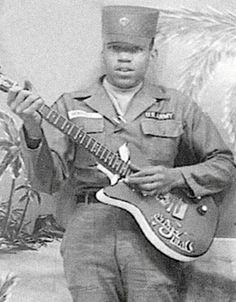 Jimi Hendrix  (Musician) Branch: United States Army - Job:  - Rank: PV2 - Unit: 801st Maint Battalion, 101st Airborne Division - Service: