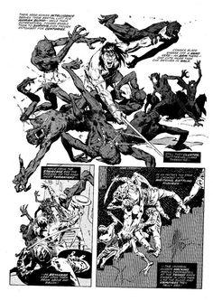sWords of Sorcery, pt. 2 [retired thread - UNDER RESTORATION!] in Crisis On Infinite Comics! Forum