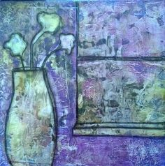Mixed Media Canvas 12 by 12