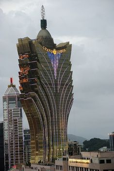 Unusual Buildings, Interesting Buildings, Amazing Buildings, Modern Buildings, Architecture Antique, Futuristic Architecture, Beautiful Architecture, Art And Architecture, Sustainable Architecture