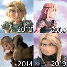 What an amazing life Astrid has❤️ Httyd Dragons, Dreamworks Dragons, Httyd 3, Disney And Dreamworks, Hiccup And Toothless, Hiccup And Astrid, Dragon Rider, Dragon 2, How To Train Dragon