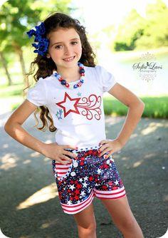 Sailor Shorts: Sailor Shorts PDF Sewing by PeekabooPatternShop. Adorable!