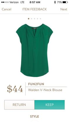 I love this! I can deal with synthetic fabric if its sleeveless like this one.
