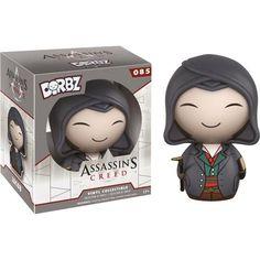 Assassin's Creed Jacob Dorbz Vinyl Figur
