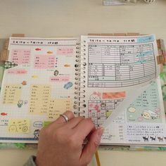 Passion Planner, Life Planner, Schedule Calendar, Study Japanese, C 18, Financial Planner, Hobonichi, Studyblr, Day Planners