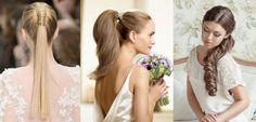 fryzury ślubne 2014-trendy
