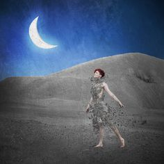 This is an #oldone. #desertfashion. A #sanddress #created by #throwing #sand on a #model #multipletimes untill she is #completely #covered in #photoshop :) #haha this was so #fun to do in the #sandpit. @jydekylling #fineart #stubborn #stubbornphotography #moonshine #Denmark #summertime #creativity #dressinthemaking