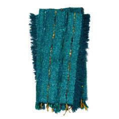 Alexander Home Hand-woven Sadie d Throw Blanket With Fringe