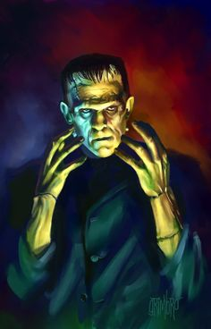 ☆ Frankenstein :¦: By Grimbro ☆