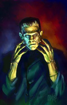 ☆ Frankenstein :¦: By Grimbro ☆