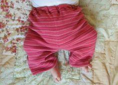 Baby Pants Tutorial