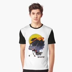Ryu Street Fighter, Street Fighter Characters, My T Shirt, Vivid Colors, Female Models, Chiffon Tops, Character Design, Printed, Awesome