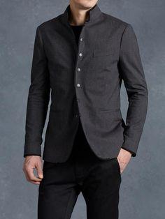 Convertible Soft Jacket