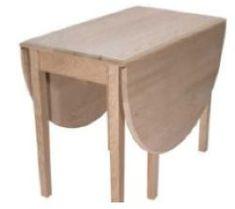 Beautiful Diy Gateleg Table