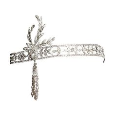 Gatsby Inspired Headband. Tiffany & Co. It's only $200,000. Someone buy it for me so i can have a 1920's themed party!!
