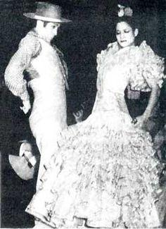 Antonio Triana y Carmen Amaya