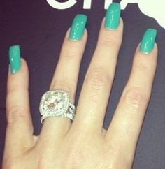 khloe kardashian odoms rings - Khloe Kardashian Wedding Ring
