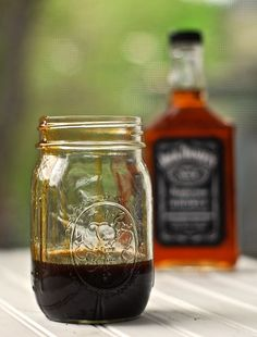 Jack Daniels Glaze Recipe - Great Alternative to Barbecue Sauce - This is great on Chicken, Steak, Burgers and Shrimp