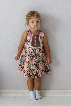 children clothing Perfect Party Dress for Girl by Devitachildren