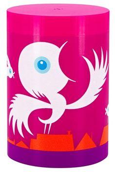 keladeco.com - #saliere #oiseau musicale salt'n song, salière qui imite le son des oiseaux, idée cadeau oiseau - PYLONES