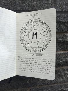 Wiccan Symbols, Magic Symbols, Viking Symbols, Viking Art, Ancient Symbols, Norse Runes, Norse Pagan, Viking Runes, Norse Mythology