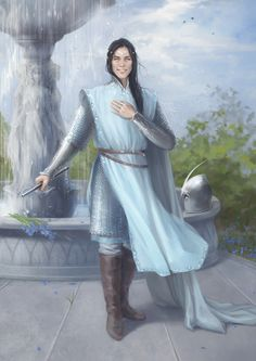 Glorfindel, Morgoth, The Elder Scrolls, Story Inspiration, Character Inspiration, Character Art, Tolkien, Fantasy World, Fantasy Art