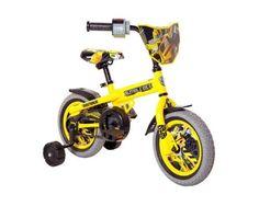 Transformers Boy's 12-Inch Bumble Bee Bike, Yellow/Black/Grey - http://www.bicyclestoredirect.com/transformers-boys-12-inch-bumble-bee-bike-yellowblackgrey/
