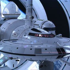 Move Over, Star Trek: NASA Is Developing A Fully-Functional Warp Drive ... see more at InventorSpot.com