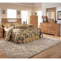 4-Piece Queen Bedroom Set   Nebraska Furniture Mart