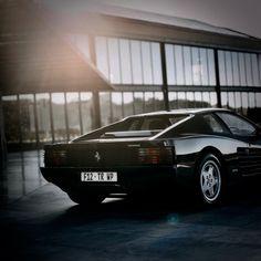 Fragments* Ferrari, Black Cars