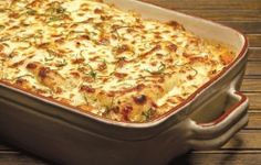 Butternut Squash Lasagna with Italian Sausage and Sage - great for company #EmerilsHoliday