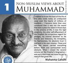 Gandi on Prophet Muhammad Sallallahu Alaihi Wasallam & Islam. Prophet Muhammad Quotes, Quran Quotes, Hindi Quotes, Quran Verses, Allah Quotes, Islamic Love Quotes, Muslim Quotes, Religious Quotes, Wise Words