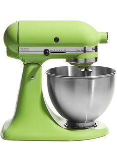 Green Kitchen Aid