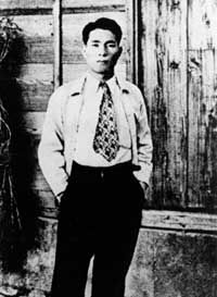 While attending night classes, Daisaku Ikeda began working at Toda's publishing company as chief editor of a magazine for boys in 1949