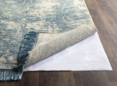Safavieh Carpet-to-carpet Rug Pad - Off-White x Beige(Polyester) Rug Over Carpet, Red Carpet, Carpet Padding, Polyester Rugs, Cheap Carpet Runners, Large Area Rugs, Living Room Carpet