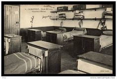 Cartes Postales / caserne militaire dortoir - Delcampe.net