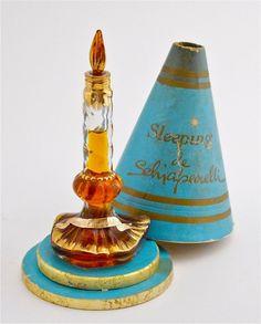 278: 1938 Schiaparelli Sleeping Perfume Bottle : Lot 278