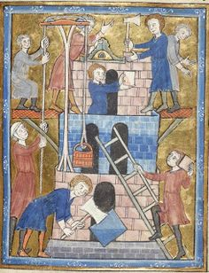 St. Thomas guild - medieval woodworking, furniture and other crafts: The medieval toolchest: the level and plumb bob