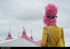 Denbigh, Clwyd, Wales UK. 6 Aug, 2013. The National Eisteddfod of Wales ©keith morris/Alamy Live News