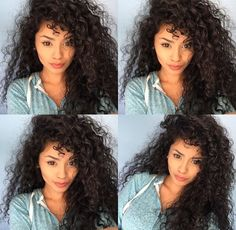 African American Wigs Black Color Glueless Synthetic Lace Front Wig Heat Resistant Fashion Curly 24 Free Part with Babyhair glueless african american women wig with Curly Wigs, Human Hair Wigs, Afro Wigs, Curly Afro, Afro Hairstyles, Pretty Hairstyles, Curly Hair Styles, Natural Hair Styles, Red Hair Extensions