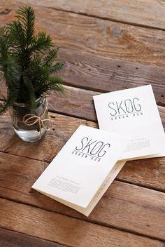 menu | cafe | SKØG Urban Hub | Brno