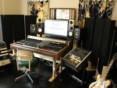Home Recording Studio -