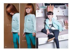 páginas de catálogo de ropa infantil
